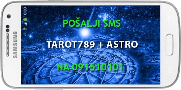 ASTRO SMS TAROT, BiH, BOSNA