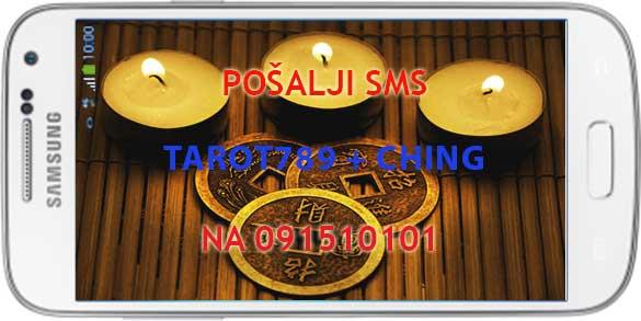 I CHING, BiH, BOSNA, SMS
