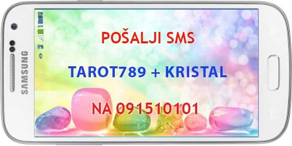 KRISTAL, KRISTALI TAROT, SMS TAROT, BiH, BOSNA