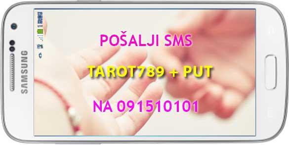 PUT, BiH, BOSNA, SMS
