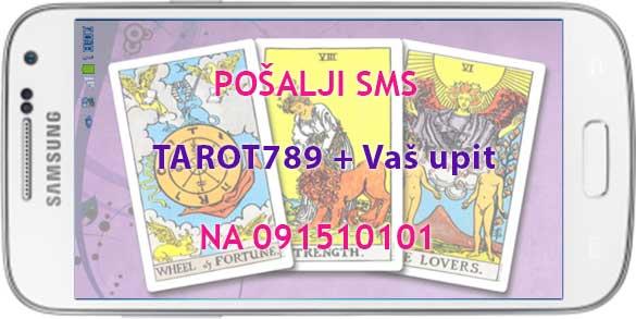 TAROT, SMS TAROT, BiH, BOSNA